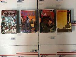 Walking Dead Full Series Complete Collection Tpb 1-15 + Issue 91-193 Vf/nm