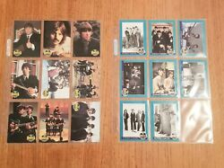 The Beatles Trading Promo Cards Sets [lot Of 2]