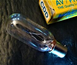 Cdd Bulb 120v-100w Clear Top By Wiko. Japan. New