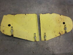 John Deere F910 Front Mount Mower Pto Deck 50 Inch Covers Guards M87324 M87325