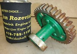Cam Gear For Small 2hp Novo Hit Miss Old Gas Engine Part No. 2s7b