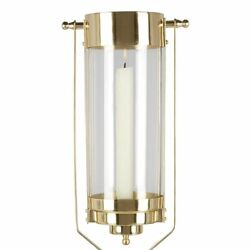 Clear Glass Replacement Globe For Swinging Processional Torch