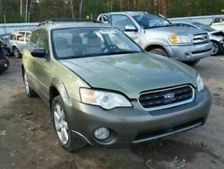 Automatic Transmission Outback Without Turbo Fits 06-07 Legacy 141689