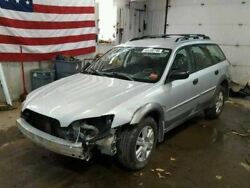 Automatic Transmission Outback California Emissions Fits 05 Legacy 148172