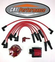Ford 4.9l 300 Tune Up Kit 48k Powerboost Premium Upgrade Kit - Red - 1987-1996