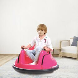 Ride On Bumper Car Toy For Toddlers Aged 1.5+ 6v Battery-powered With Light Al3