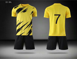 Soccer Uniform18 Each Jerseys With Numbers On Jerseys Only Shorts And Socks