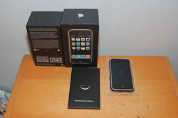 Collectable Apple Iphone 1st Gen - 8gb - Black A1203 Gsm Not Matching Sn