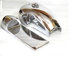 Benelli Mojave Cafe Racer 260 360 Aluminium Ally Gas Fuel Petrol Tank And Seat Pan