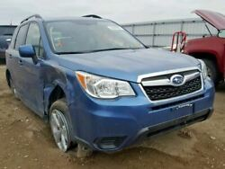 Motor Engine 2.5l Vin A 6th Digit Pzev Emissions Automatic Fits 16 Forester 1512