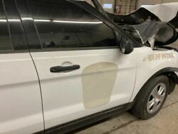 Passenger Front Door Base With Police Package Fits 18-19 Explorer 175415