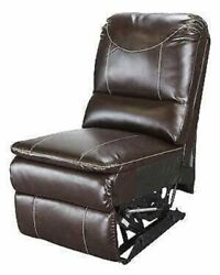 Pontoon Boat Dealer Has Super Plush Recliner Chairs Easy To Clean Polyhyde New