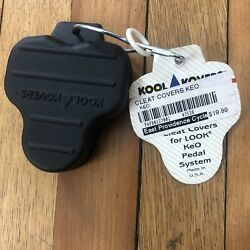 New Kool Kovers Rubber Cleat Covers For Look Delta Look Keo And Shimano Sl Road