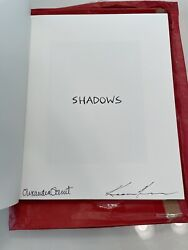 Signed Keanu Reeves Shadows By Keanu Reeves By Alexandra Grant Rare Steidl