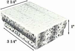 888 Display - Pack Of 20 Boxes Of 1 7/8 X 1 1/4 X 5/8 Silverfoil Cotton...