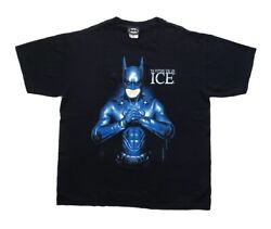 Vtg 90andrsquos Batman And Robin Mr. Freeze Put You On Ice T-shirt X-large Xl Rare