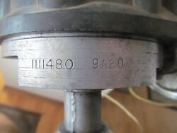 1969 Z28 Distributor 9a20 Jan 69 Real Deal Impossible Date To Find