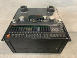 Tested Power On / As Is / Tascam Msr-16s Tape Recorder Reel To Reel