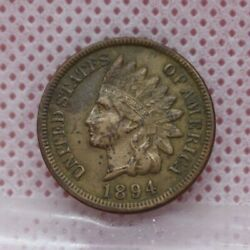 1894 Indian Head Small Cents