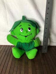 Green Giant Sprout Plush 12 Hand Puppet Pillsbury Special Edition 1992