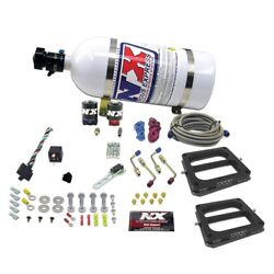 Nitrous Express 50275-12 Conventional Pro Power Plate System