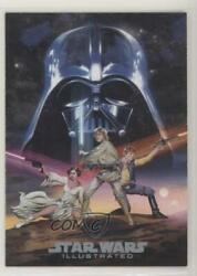 2013 Topps Star Wars Illustrated A New Hope Jeff Miracola Mp-8 2j0