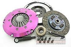 Sprung Organic Conversion Clutch Kit /single Mass Flywheel And Csc For Audi Vw
