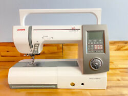 Janome 8900 Sewing Machineandnbsp - 1599 - Local Pickup Only