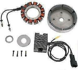 Cycle Electric Alternator Kit Ce-60a Charging System 273-1110 Ce-60a