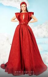 Mnm Couture 2635 Evening Dress Lowest Price Guarantee New Authentic