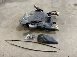 2020 Yamaha Vmax Gen2 Oem Exhaust Cat And Covers Barely Used