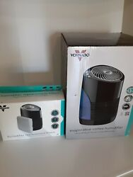 Vornado Vortex Humidifier 600sqft Coverage With 2 Replacement Filters