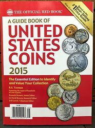 2015 Official Red Book Of Us Coins