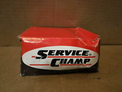 Box Of 9 Service Champ Supercool Red Tamper Seal 1.5 Oz Each
