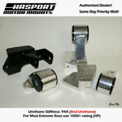 Hasport Mounts 1984-1987 For Civic/crx B-series Hydro Trans Mount Kit - Afb2-94a