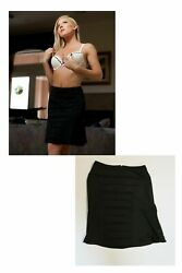 Niki Lee Young Skirt Worn During Her Photo Shoot With Striplv Magazine