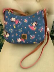 Disney 2021 EPCOT Flower amp; Garden Festival Crossbody by Dooney and Bourke New #A $268.00