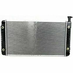 Radiator V6/v8 4.3l/5.0l/5.7l With Eoc 2042 Fits 1996 2002 Chevrolet Express