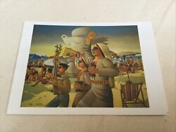 Banksy The Walled Off Hotel Postcard