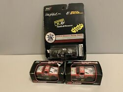 2 - Revell David Green 76 Earnhardt Smith And Wesson Super Truck 1/64 And Hornaday