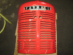 Farmall H Grill Excellently Restored Free Shipping
