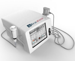 Physiotherapy Ultrasound Machine Air Pressure Shockwave Muscle Pain Relief