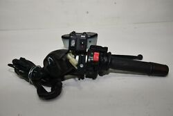 2013 Kawasaki Zg1400c Abs Concours Right Control Switch And Brake Master Cylinder