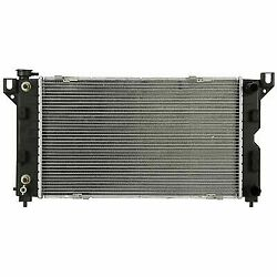 Radiator L4/v6 2.4l/3.0l/3.3l/3.8l Without Eoc Fits 1996 2000 Dodge Caravan