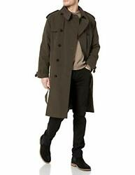 London Fog Menand039s Iconic Trench Coat - Choose Sz/color
