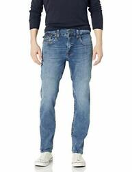 True Religion Menand039s Rocco Skinny Fit Jean With Bac - Choose Sz/color