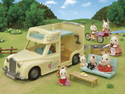 Calico Critters Cc1889 Family Campervan New