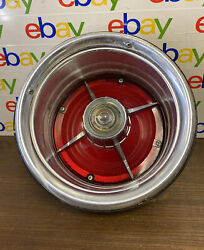 1963 Ford Galaxie Country Squire Station Wagon Tail Light