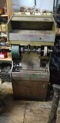 Sutton Sub Compact Finisher Industrial Shoe Repair Equipment New York