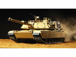 Tamiya Rc 1/16 Char Dand039assaut M1a2 Abrams Rtr Prandecirct Andagrave Courir Set Complet Built And
